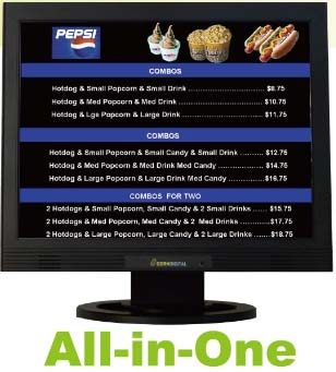 All-in-One Digital Signage Player