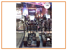 Fitness Center Entertainment Digital Signage