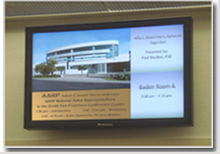 Digital Signage in Hospitals & Health Care Facilities