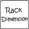 Display Rack Dimension