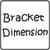Wall Mount Bracket Dimension